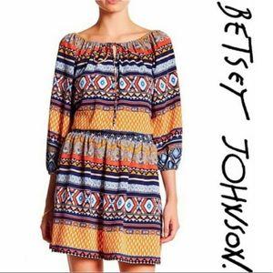 Betsey Johnson | Bohemian Dress